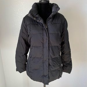 Calvin Klein Down Puffer Coat Fleece Lined